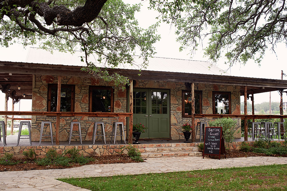 Excited too the vineyards at the salt lick seems excellent